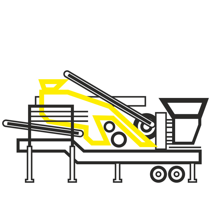 Дробильно-сортировочное оборудование